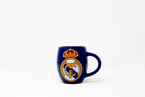 Real Madrid Club Tub Mug, Front