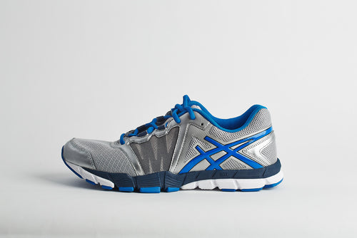 Asics Gel-Craze Silver/Blue