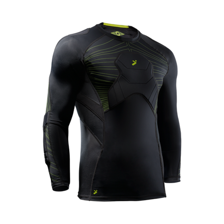 Storelli ExoShield Gladiator Youth Goalkeeper Jersey - Fluo