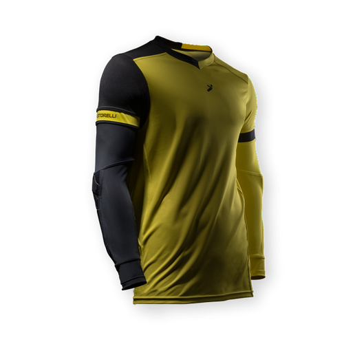 Storelli ExoShield Youth Goalkeeper Jersey Yellow