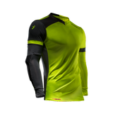 Storelli ExoShield Gladiator Youth Goalkeeper Jersey, Long Sleeve, Fluorescent