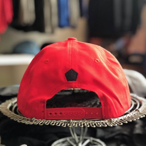 Talisman & Co. Support Local Cap - Red