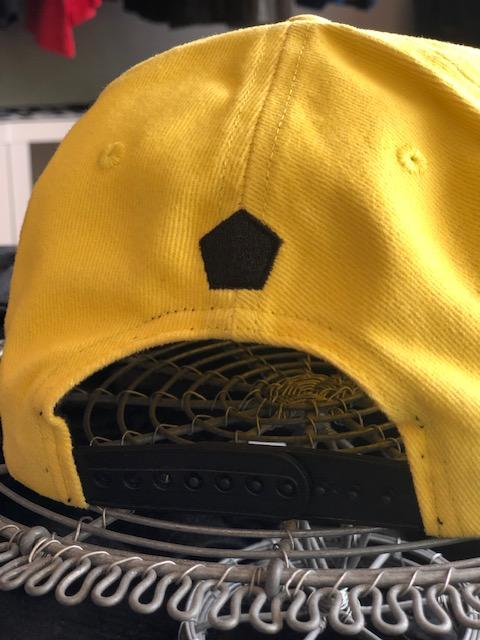 Talisman & Co. Support Local Cap - Yellow