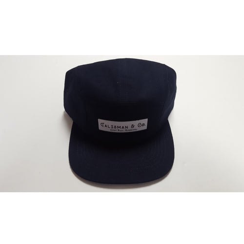 Talisman & Co. Club Cap, Navy