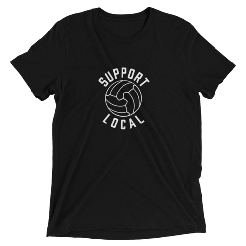 Talisman & Co. Support Local T-Shirt Black