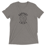 Talisman & Co. Support Local T-Shirt - Grey
