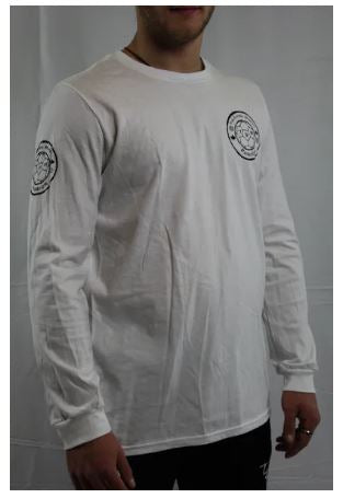 The Futbol Mvment Classic Long Sleeve Shirt, White