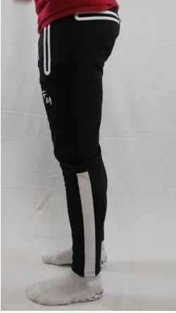 The Fubtol Mvment Performance Pants, Black, Back