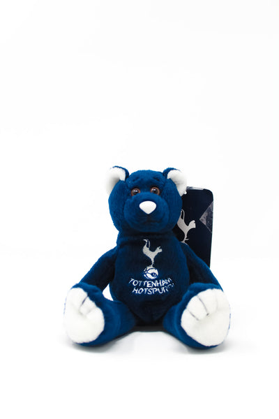 Tottenham Navy Blue Plush Beanie Bear