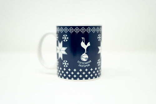 Tottenham Club Christmas Mug