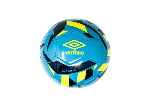 Umbro Neo Trainer Soccer Ball, Blue