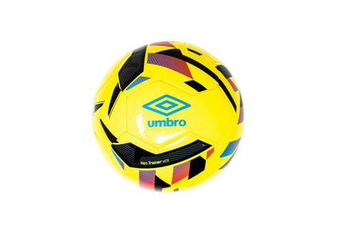 Umbro Neo Trainer Soccer Ball, Yellow