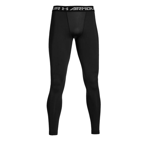 Under Armour Youth Cold Gear Leggings, Black