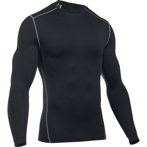 Under Armour Cold Gear Mock, Black