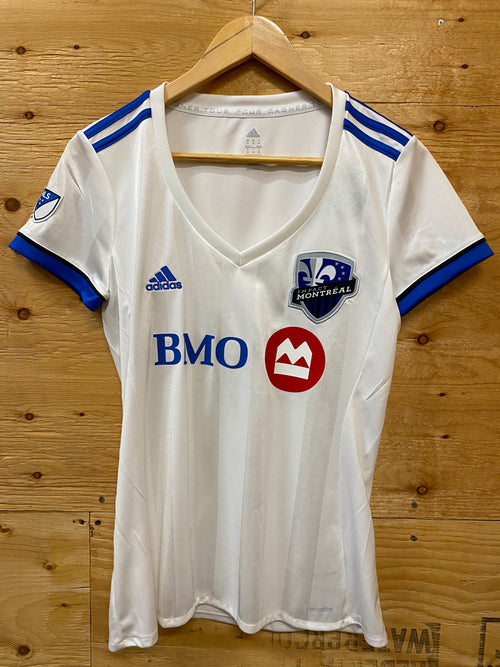 Women's Adidas Montreal Impact Away Soccer Jersey (2017)