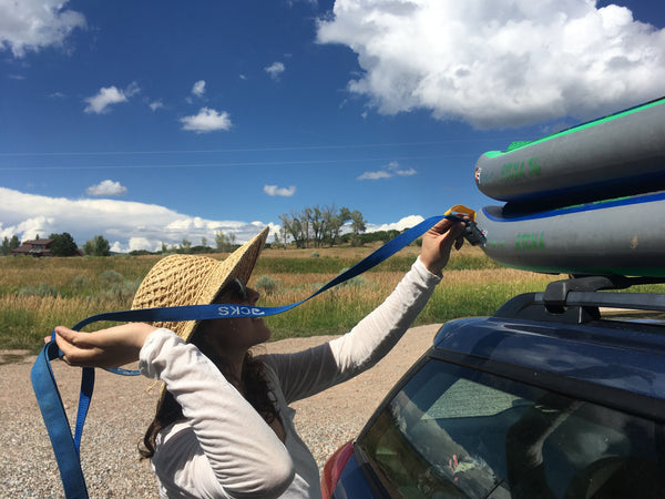 The Do's and Don'ts of Loading Your SUP on the Car