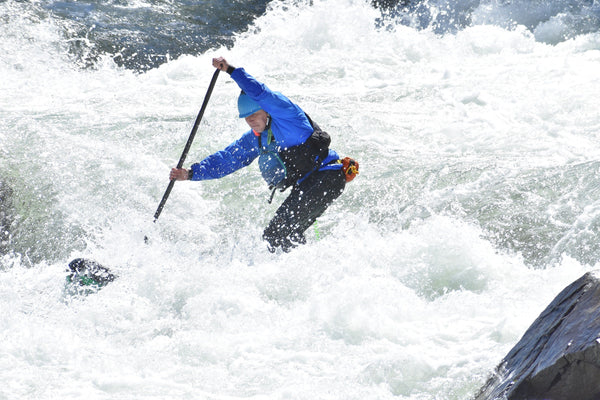 Quick Guide to SUPing the American River