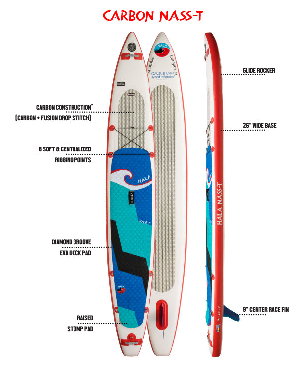 Carbon Nass-T 14' 2018 Closeout