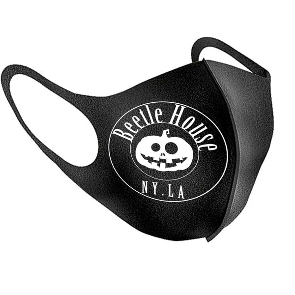 Beetle House Logo Mask