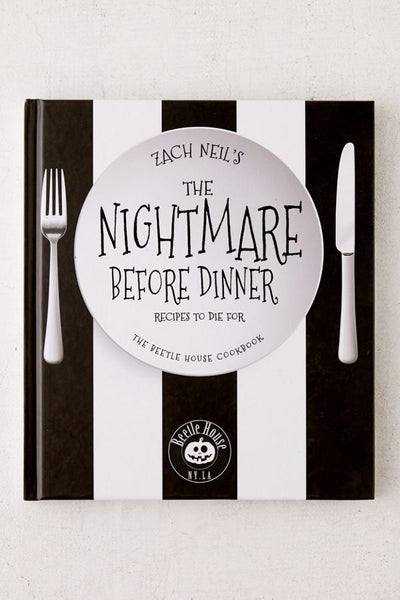 Zach Neil's The Nightmare Before Dinner Cook Book