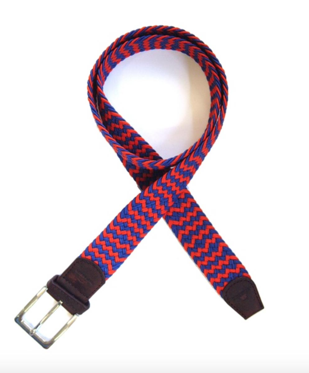 Red/Blue Belt