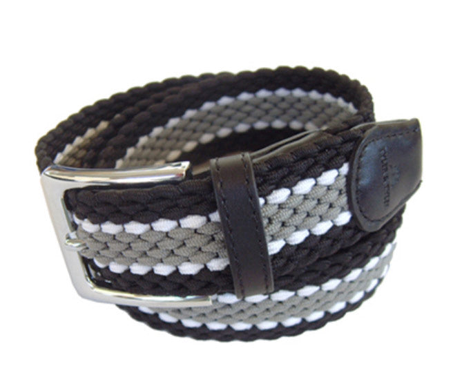 Black Stripe Belt