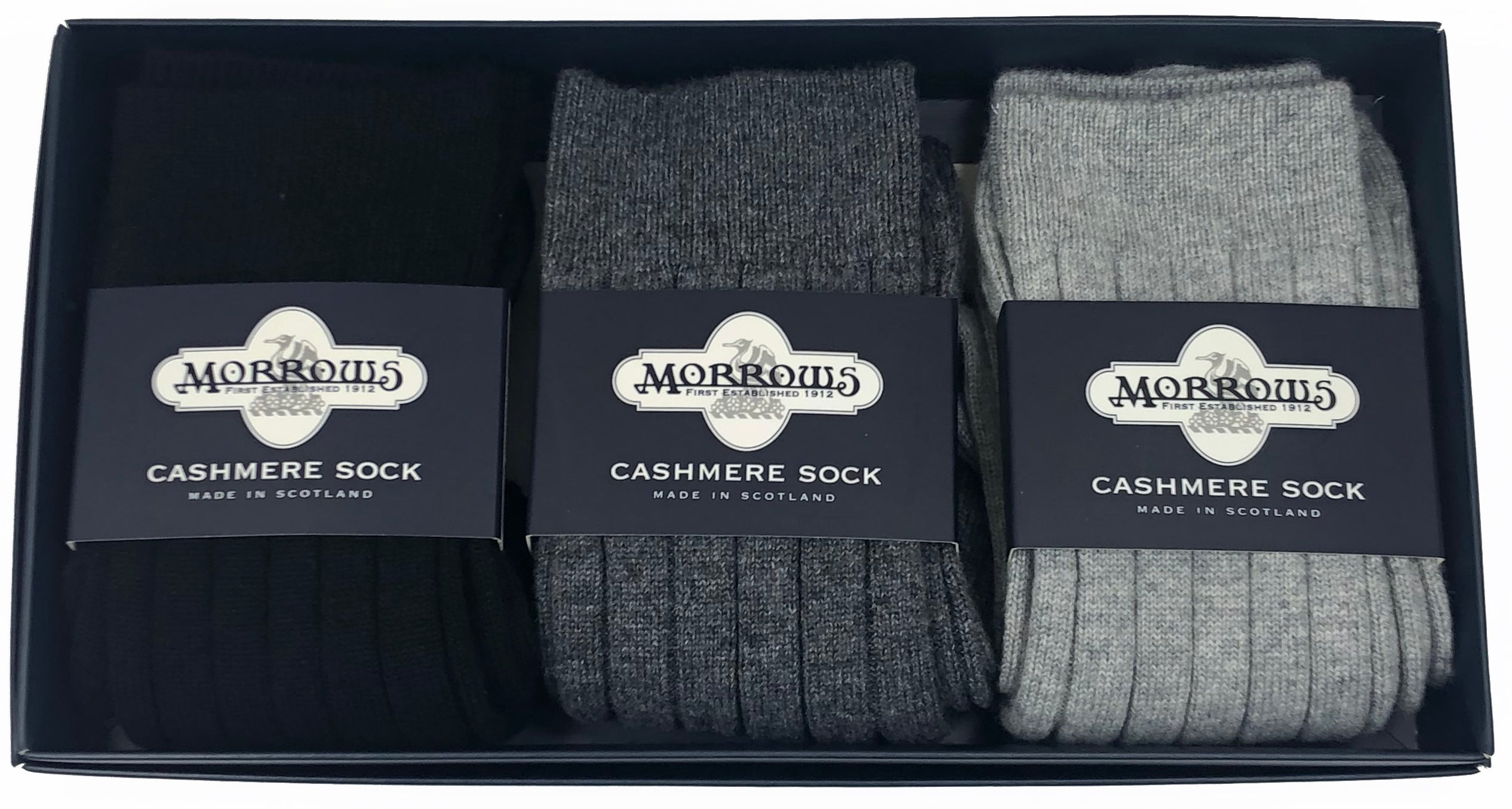 Cashmere Black Box