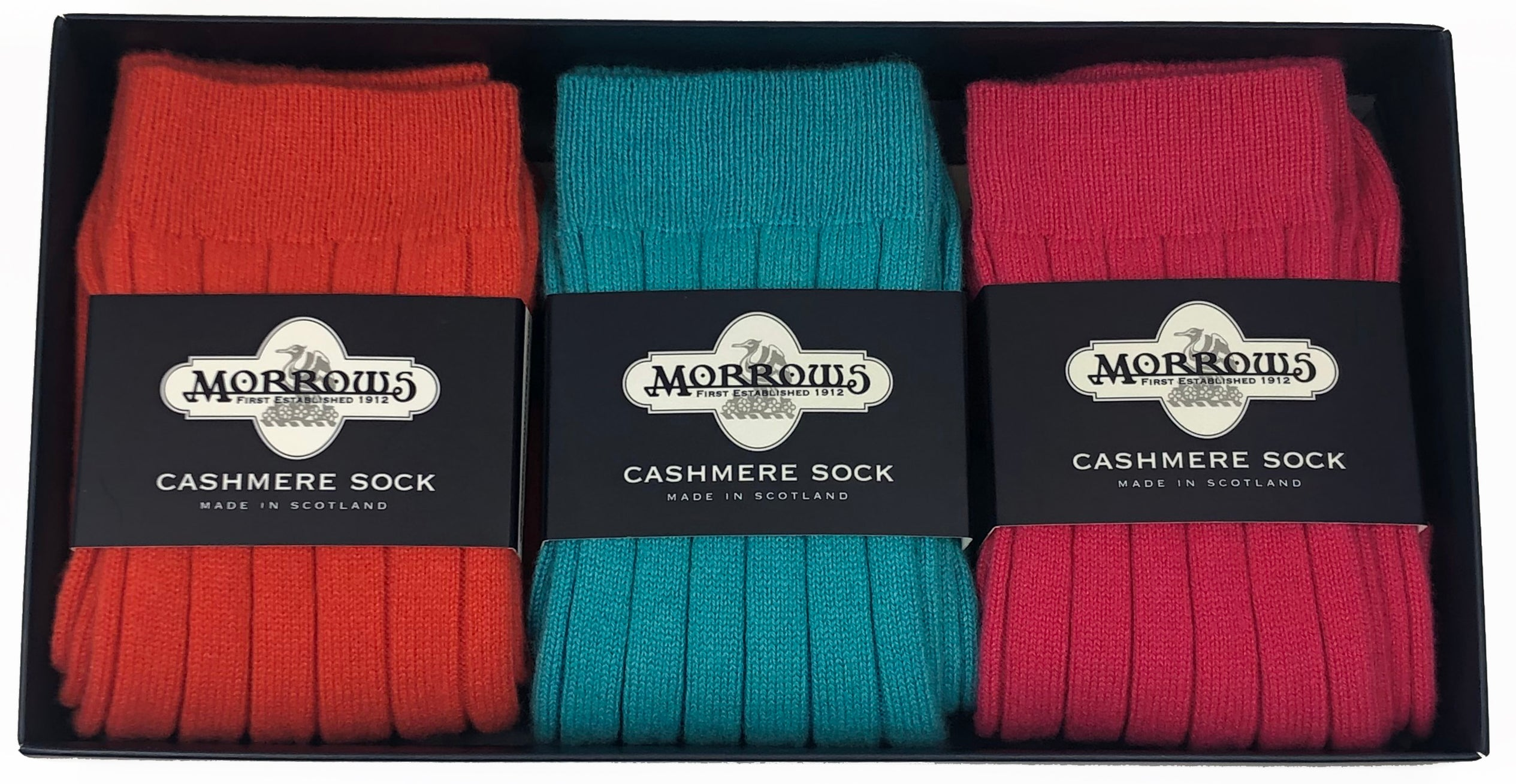 Cashmere Funky Box