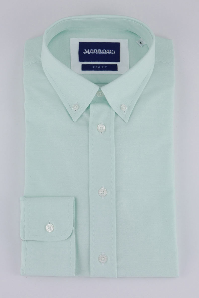 Mint Green Oxford