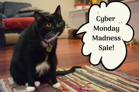 Cyber Monday Ziggy Belle
