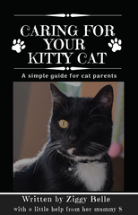 The Ziggy Belle Caring for your Kitty Cat E-Book