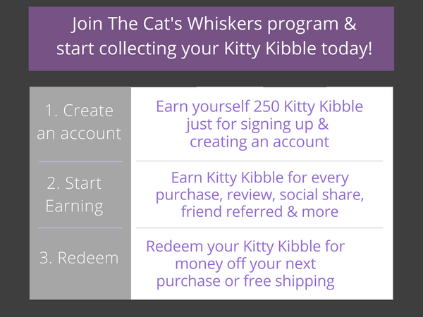 The Cat's Whiskers - Intro - Ziggy Belle Loyalty Program