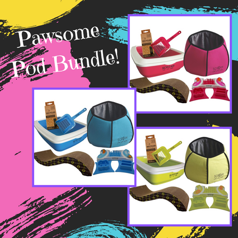 Pawsome Pod Bundle - Ziggy Belle