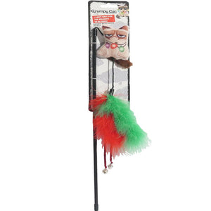 Grumpy Cat Christmas Lights Collar Wand - Ziggy Belle