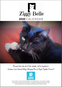 Ziggy Belle 2020 Calendar - Ziggy Belle