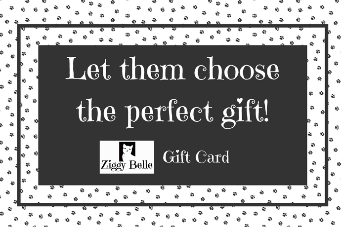 Ziggy Belle Gift Card - Ziggy Belle