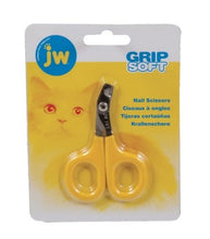 Load image into Gallery viewer, JW Gripsoft Nail Scissors - Ziggy Belle