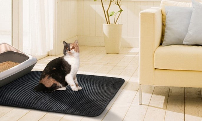 Diamond Cat Litter Trapper Mat - Ziggy Belle