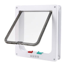 Load image into Gallery viewer, Pawz 4 Way Lockable Cat Flap Door - Ziggy Belle