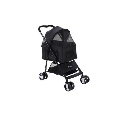 3 in 1 Cat Stroller Travel Carrier & Car Seat - Ziggy Belle