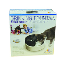Load image into Gallery viewer, *NEW* Fung Shui Yin and Yang Pioneer Cat Fountain 1.7l - Ziggy Belle