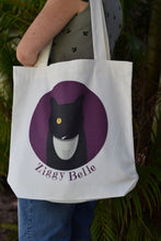 Load image into Gallery viewer, Ziggy Belle - Canvas Tote Bag - Ziggy Belle