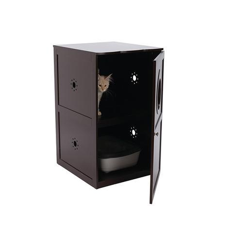 Cat Litter Tray Cubby House - Ziggy Belle