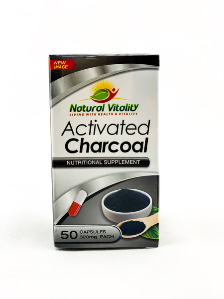 ACTIVATE CHARCOAL CAPSULES