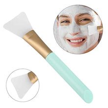 Load image into Gallery viewer, 3 PCS SILICONE FACE MASK BRUSH,MASK BEAUTY TOOL, SOFT SILICONE FACIAL MUD MASK APPLICATOR BRUSH, HAIRLESS BODY LOTION AND BODY BUTTER APPLICATOR TOOLS