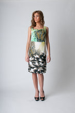 Load image into Gallery viewer, Sleeveless Animal Print Dress