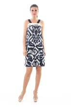Load image into Gallery viewer, Strap Detail Print Dress