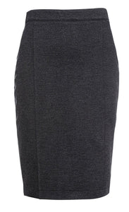 Stretch Pencil Skirt anthracite