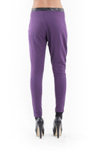 Load image into Gallery viewer, Crossover Pants aubergine