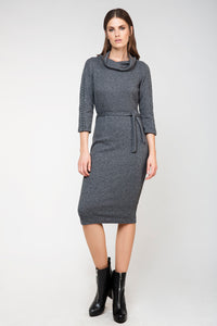 Knit Fitted Dress